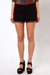 M Missoni Textured Knicker Shorts with Contast Trim - Lyst