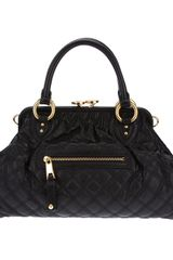 Marc Jacobs Mini Stam Quilted Bag - Lyst