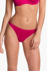 Marlies Dekkers Dame De Paris Low Rise Thong - Lyst