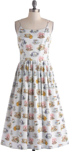ModCloth High Societea Dress - Lyst