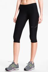 Nike Filament Capri Tights - Lyst