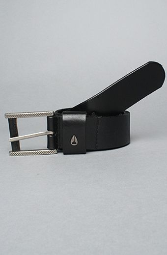 Nixon The Americana Belt in Black - Lyst
