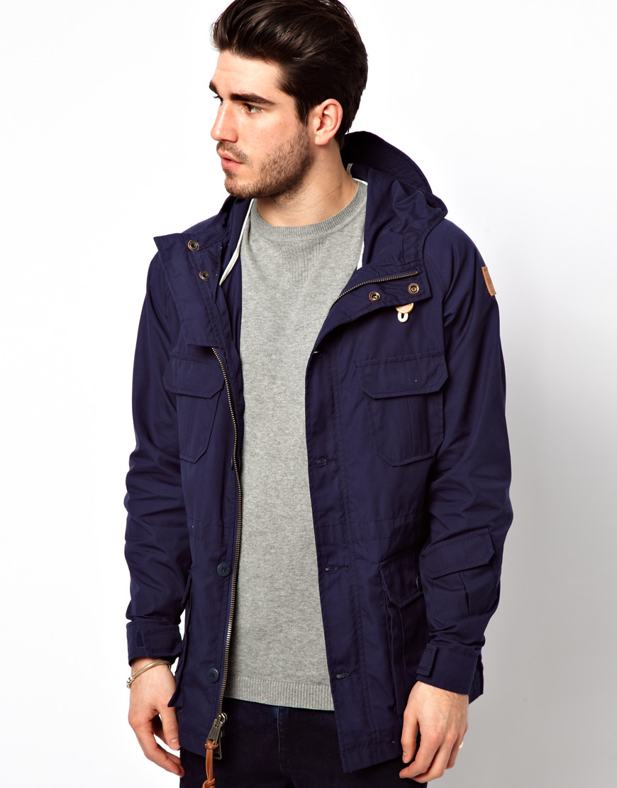 Penfield Vassan Parka in Blue for Men | Lyst