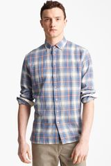 Rag & Bone Plaid Sport Shirt - Lyst