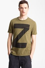 Rag & Bone Alphabet Pocket T-shirt - Lyst
