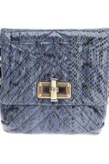 Lanvin Quilted Happy Pochette - Lyst