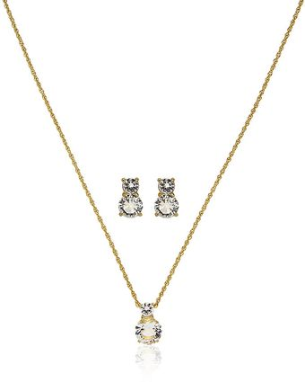 Swarovski Brilliance Set - Lyst