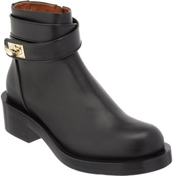 Givenchy Shark Tooth Ankle Boot - Lyst