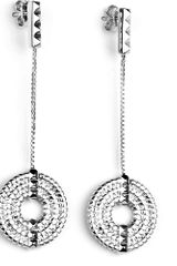 Lara Bohinc Apollo Sterling Silver Drop Earrings - Lyst