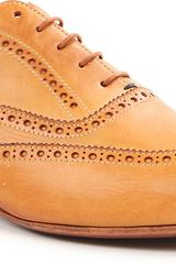 Paul Smith Miller Brogues - Lyst
