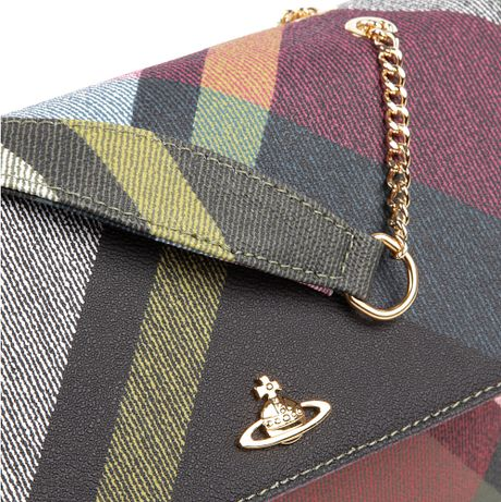 Vivienne Westwood Derby Chain Shoulder Bag 94