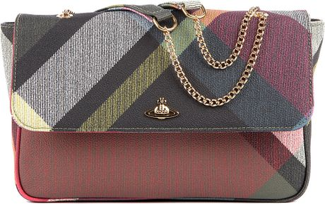 Vivienne Westwood Derby Chain Shoulder Bag 19