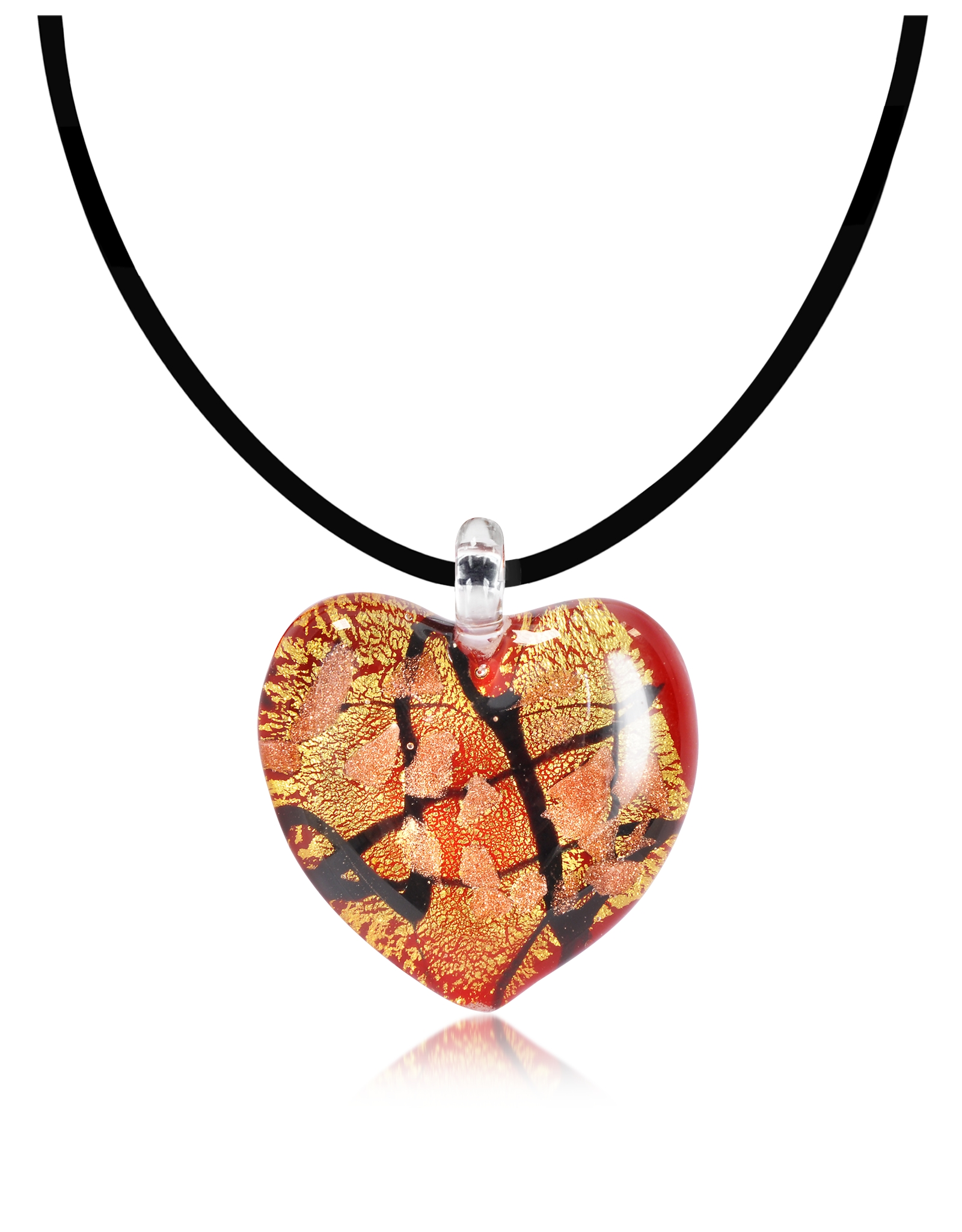 Lyst - Antica murrina Passione - Red, Gold And Black ...