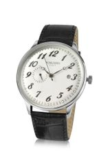 Forzieri Automatic Stainless Steel Dress Watch - Lyst