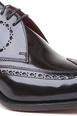 Jeffery West Brilleaux Derby Shoes - Lyst