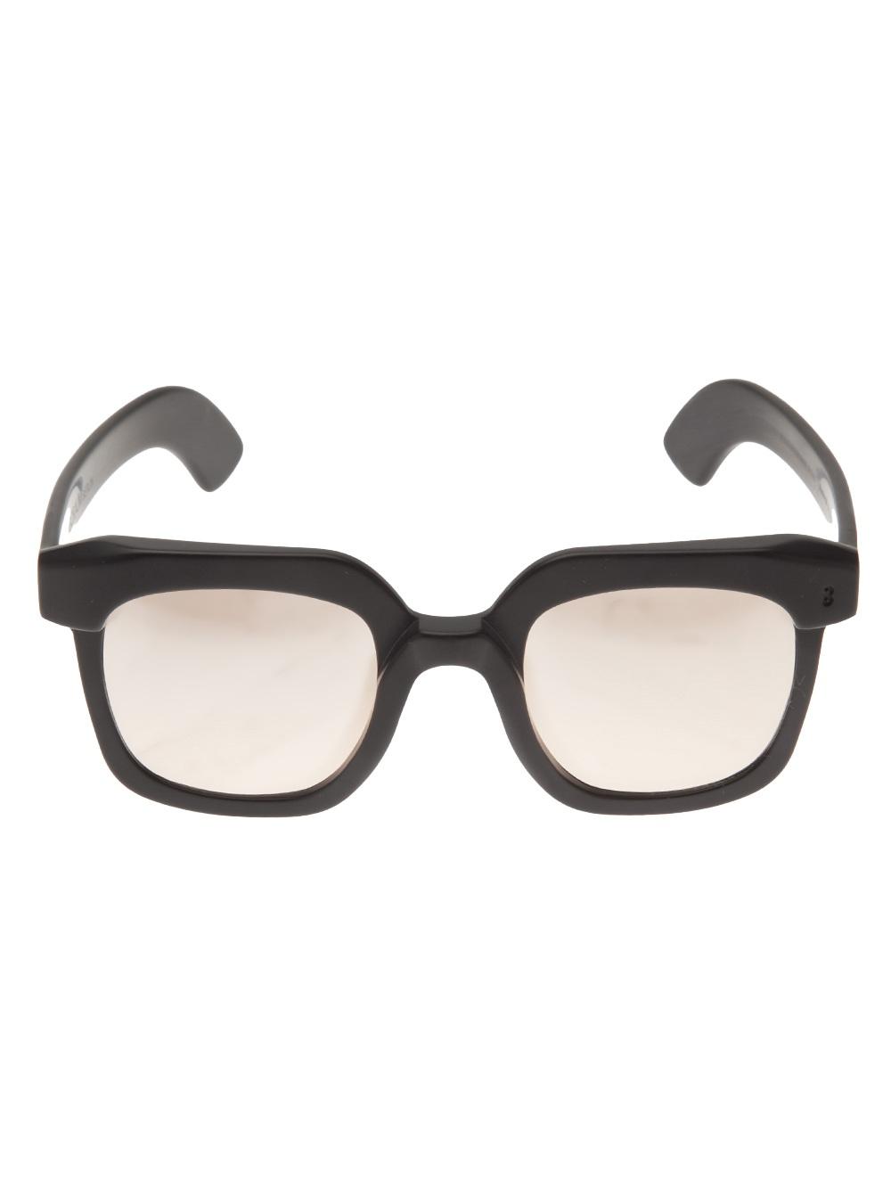 f1b6c74e5d7 Kuboraum Mask K7 Sunglasses in Black - Lyst