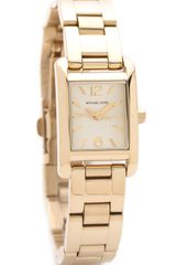 Michael Kors Taylor Mini Watch - Lyst