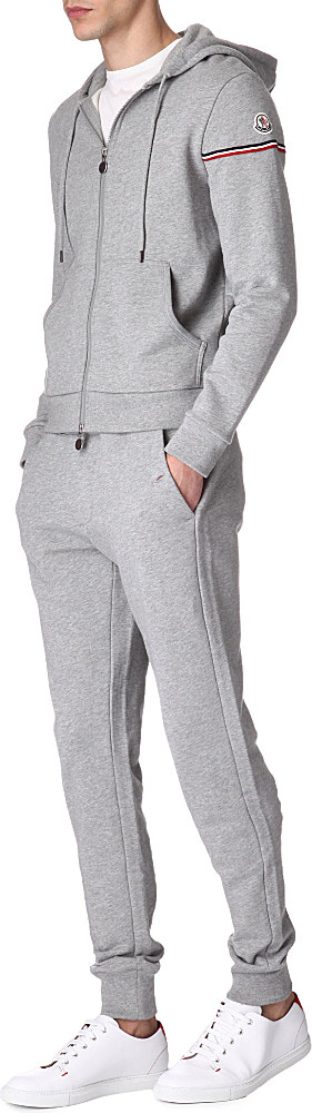 moncler cuff joggers