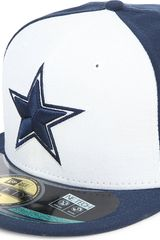New Era Dallas Cowboys 59fifty Baseball Cap - Lyst