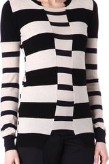 Stella McCartney Striped Jumper - Lyst