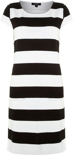Therapy Striped Shift Dress - Lyst