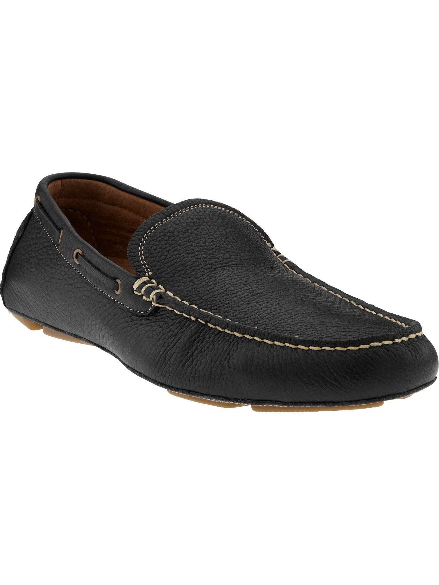 Shop a wide variety of classic and trendy men's shoes made with quality leather and attention to detail.