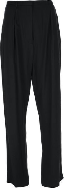 Haider Ackermann Wide Trouser - Lyst