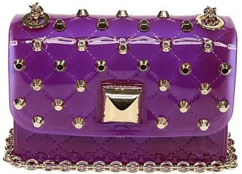 Hervê Guyel Studded Secret Bag - Lyst
