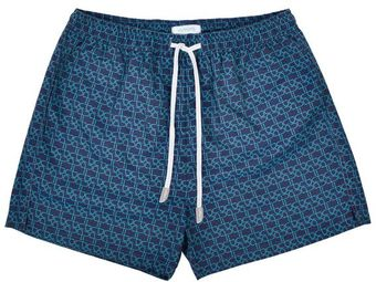 Myo Swimwear Classic Swim Shorts - Lyst