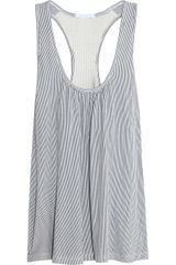 Eberjey Cottage Stripes Jersey Tank - Lyst
