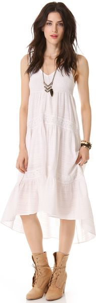 Free People Arbor Dress - Lyst