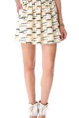 Pjk Patterson J. Kincaid Ralin Skirt - Lyst