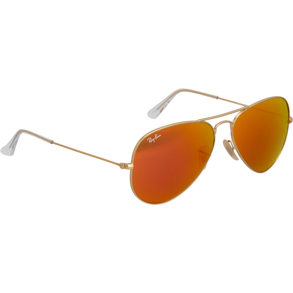 575c62a2c3 Ray Ban Red Frame Aviator Sunglasses