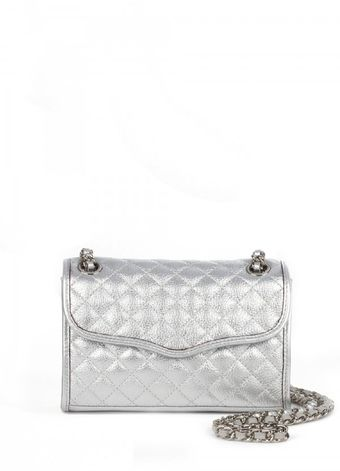 Rebecca Minkoff Mini Affair Diamond Quilt - Lyst