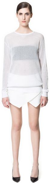 Zara Sweater - Lyst