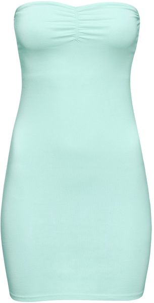 H&M Tube Dress - Lyst