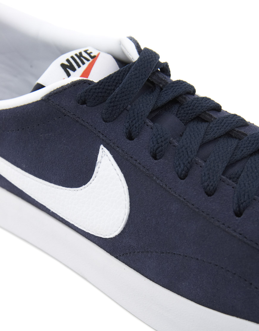 Nike Tennis Classic Suede Trainers - 149.7KB