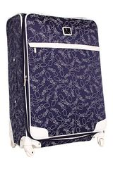 Diane Von Furstenberg Color On The Go 28 Expandable Spinner Suitcase - Lyst