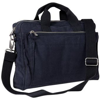 Gap Soft Canvas Briefcase - Lyst