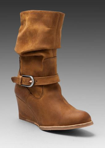 J Shoes Irresistible Boot in Tan - Lyst