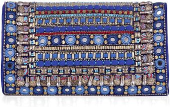 Matthew Williamson Beaded Clutch - Lyst