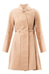 See By Chloé Fullskirted Trench Coat - Lyst