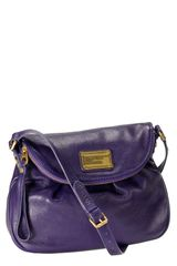 Marc By Marc Jacobs Classic Q Natasha Crossbody Flap Bag Medium - Lyst