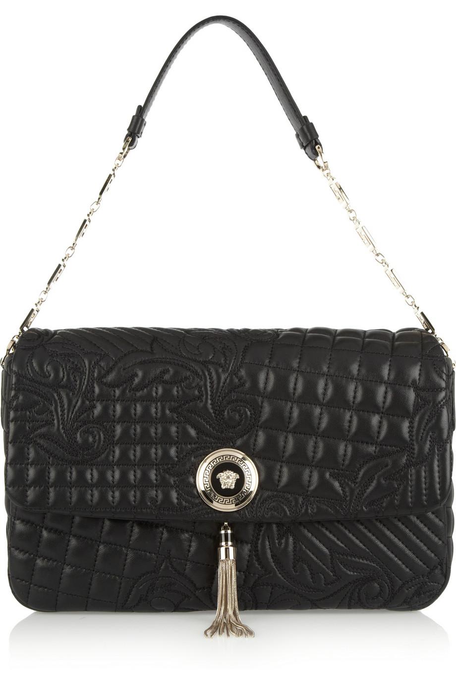 Versace Black Shoulder Bag 52