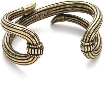 Giles & Brother Serpent Cuff - Lyst