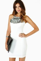 Nasty Gal Mirror Mirror Dress - Lyst