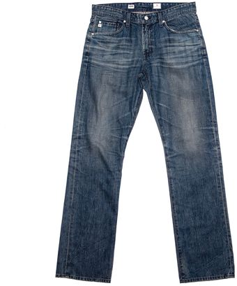 Ag Adriano Goldschmied The Protege Straight Leg Jeans - Lyst