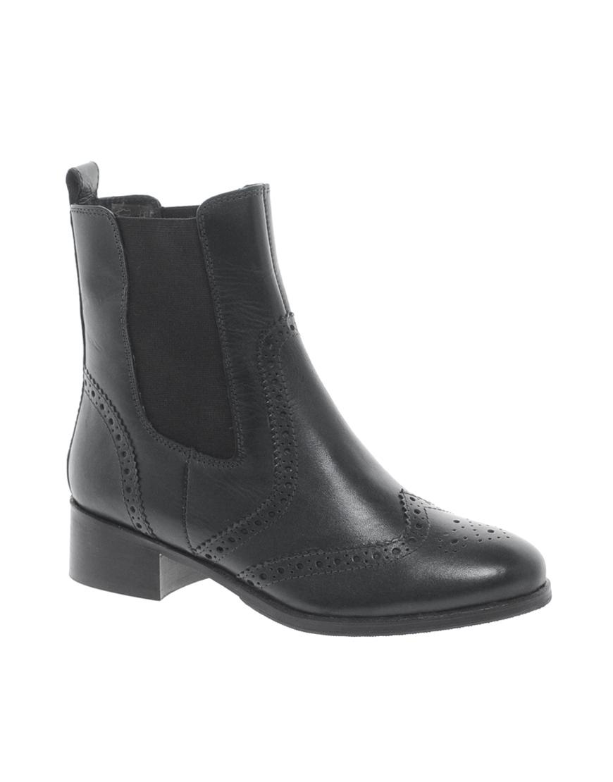 Towne Leather Chelsea Boots ybVSyZz80