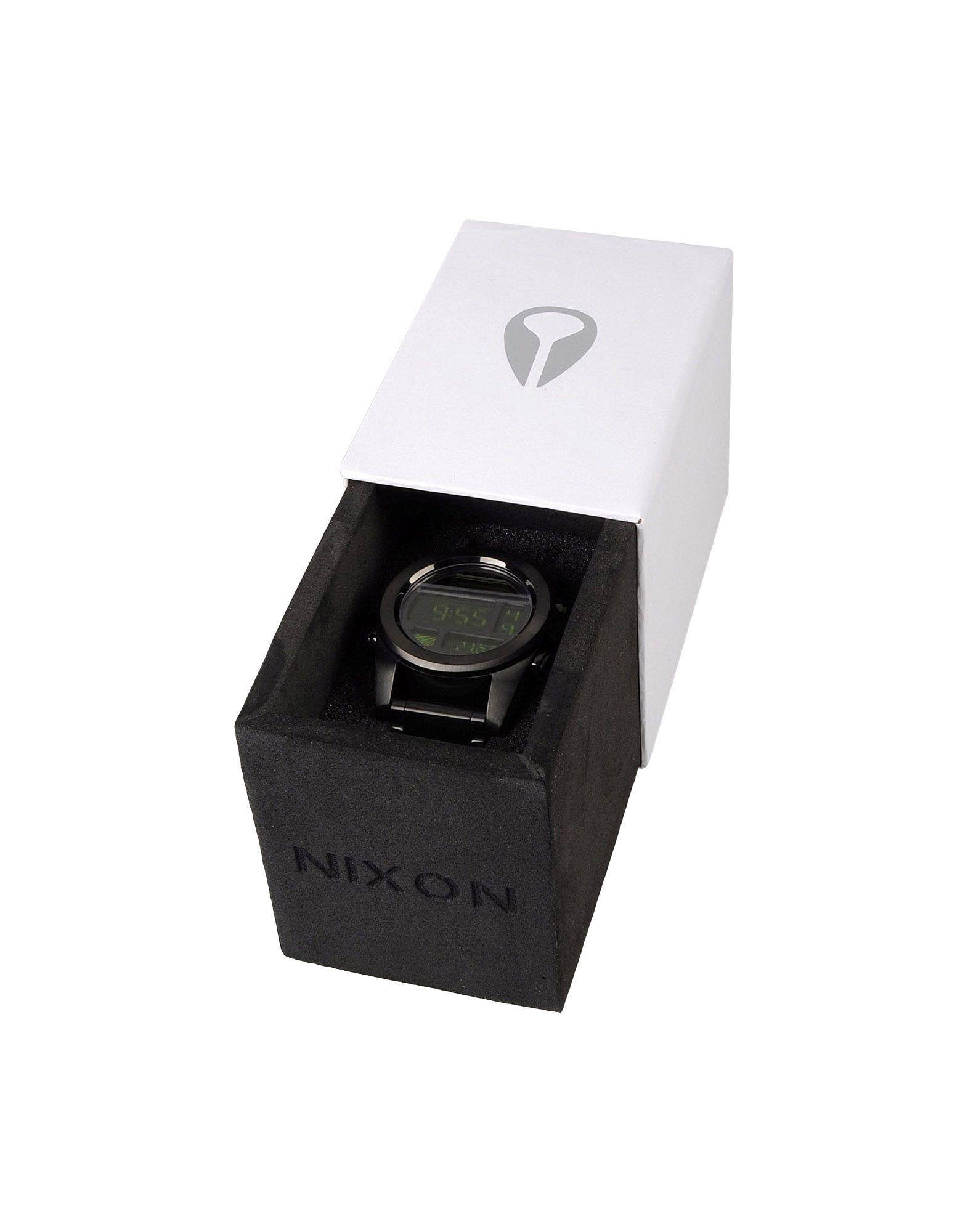 Nixon Wrist Watch in Gray for Men