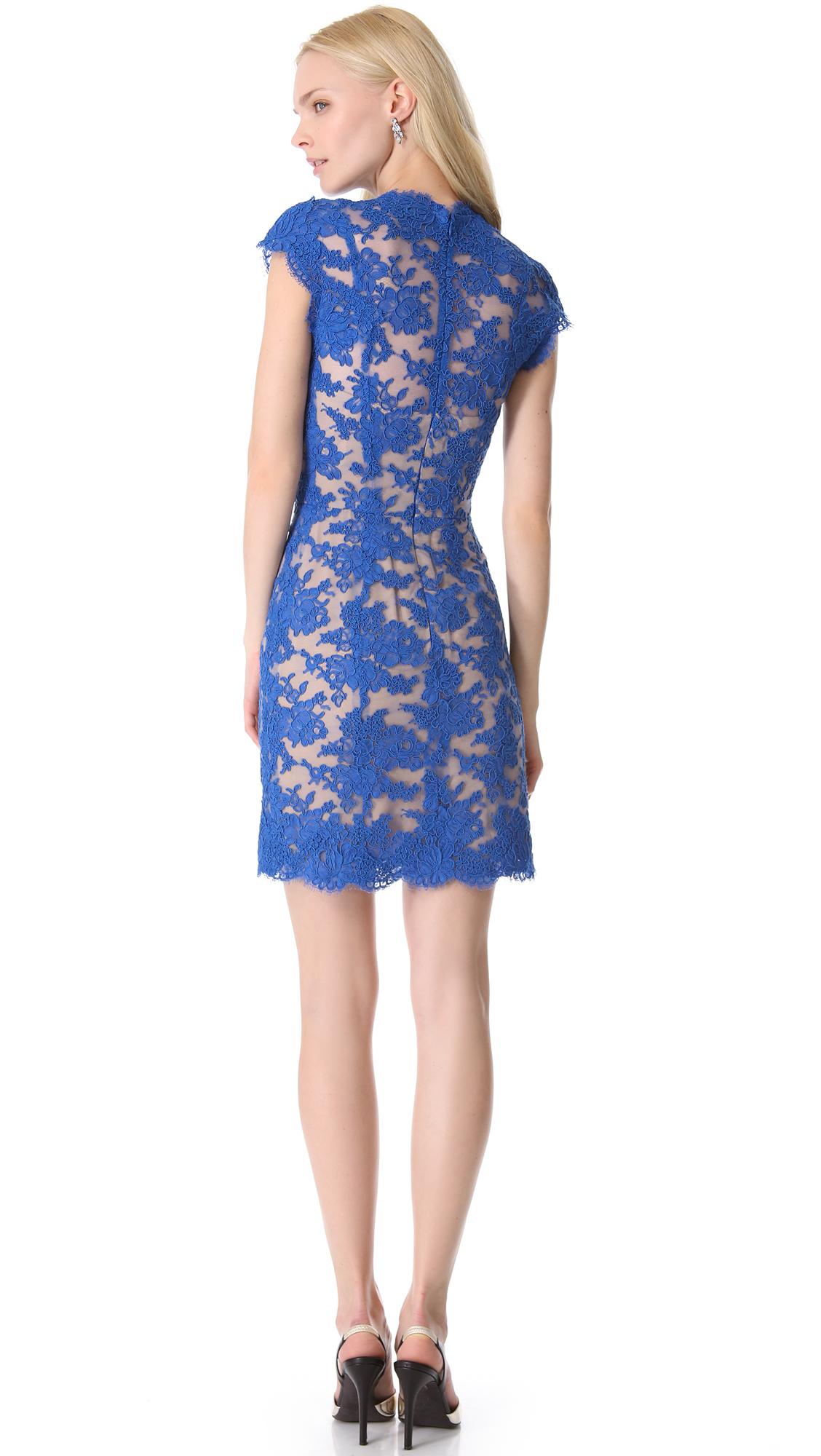 Lace cocktail dresses 2013